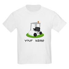 Golf Cart Gift For Golfer T-Shirt