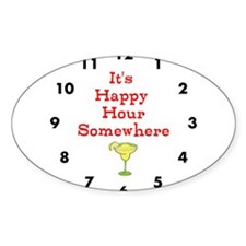 Happy Hour Decal