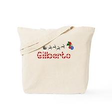Gilberto, Christmas Tote Bag