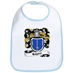 Kayser Coat of Arms Bib
