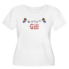 Gill, Christmas T-Shirt