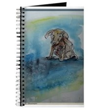 Dog, animal art! Journal