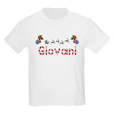 Giovani, Christmas T-Shirt