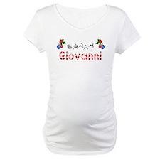 Giovanni, Christmas Shirt