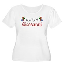 Giovanni, Christmas T-Shirt