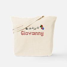 Giovanny, Christmas Tote Bag
