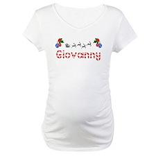 Giovanny, Christmas Shirt