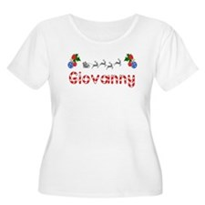 Giovanny, Christmas T-Shirt