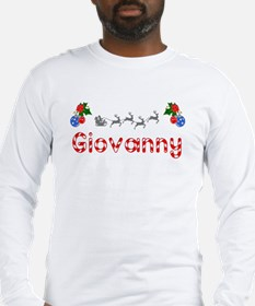 Giovanny, Christmas Long Sleeve T-Shirt