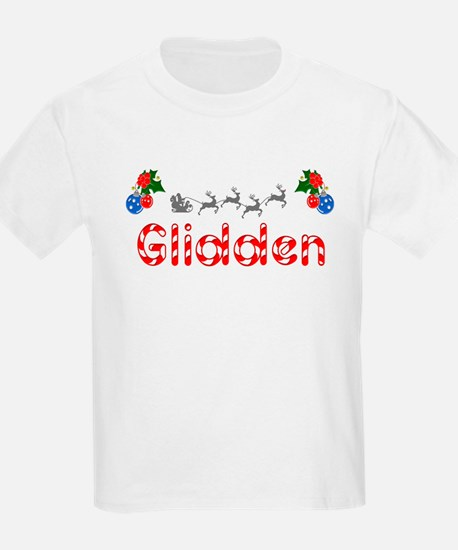 Glidden, Christmas T-Shirt