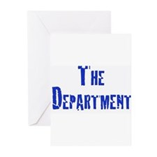 The Department Greeting Cards (Pk of 10)