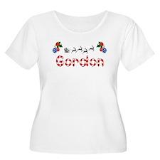 Gordon, Christmas T-Shirt