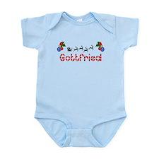 Gottfried, Christmas Infant Bodysuit