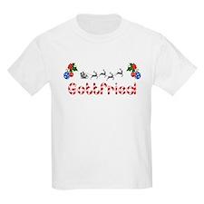 Gottfried, Christmas T-Shirt