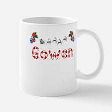 Gowen, Christmas Mug