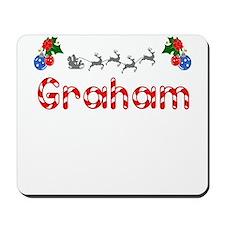 Graham, Christmas Mousepad