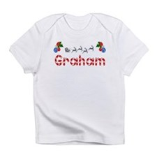 Graham, Christmas Infant T-Shirt