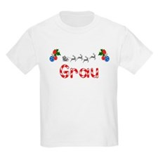 Grau, Christmas T-Shirt