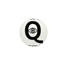 Quantum Eye Mini Button (10 pack)