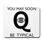 Quantum Eye Mousepad