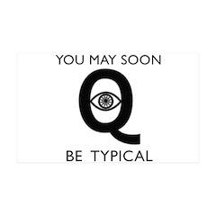 Quantum Eye Wall Decal
