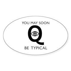 Quantum Eye Decal