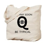 Quantum Eye Tote Bag
