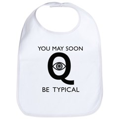 Quantum Eye Bib