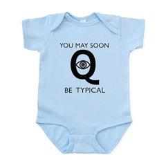 Quantum Eye Infant Bodysuit