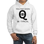 Quantum Eye Hooded Sweatshirt