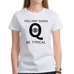 Quantum Eye Women's T-Shirt