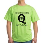 Quantum Eye Green T-Shirt