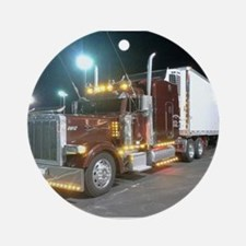 AFTM Laras Truck (Special) Ornament (Round)