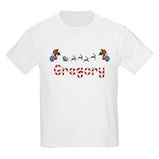 Gregory, Christmas T-Shirt