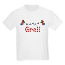 Grell, Christmas T-Shirt