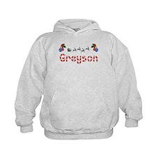 Greyson, Christmas Hoodie