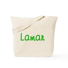 Lamar Glitter Gel Tote Bag