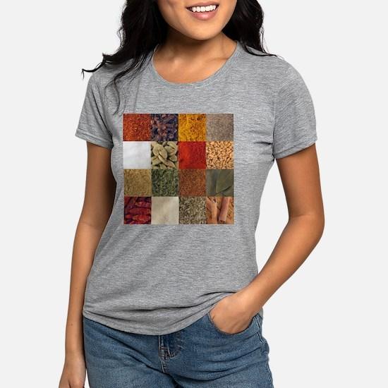 Spices Womens Tri-blend T-Shirt