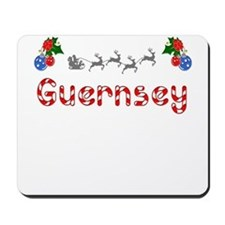 Guernsey, Christmas Mousepad