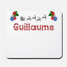 Guillaume, Christmas Mousepad