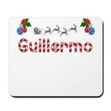 Guillermo, Christmas Mousepad
