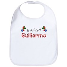 Guillermo, Christmas Bib