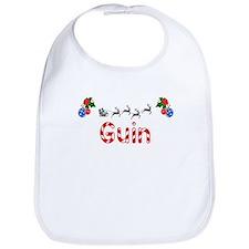 Guin, Christmas Bib