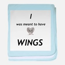 Maximum Ride - I was meant to have wings baby blan
