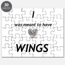 Maximum Ride - I was meant to have wings Puzzle