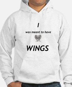 Maximum Ride - I was meant to have wings Hoodie