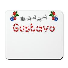 Gustavo, Christmas Mousepad