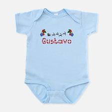 Gustavo, Christmas Infant Bodysuit