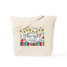 Vet Tech Tote 2.PNG Tote Bag