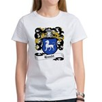 Hundt Coat of Arms Women's T-Shirt